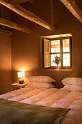 Bedroom in Hotel Casona Distante in Pisco Elqui, Chile