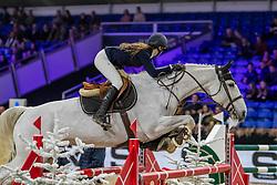 Kindt Delphine, BEL, Gember Forlani Z<br /> Jumping Mechelen 2019<br /> © FEI/Dirk Caremans<br />  30/12/2019