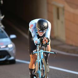 TRENTO (ITA): CYCLING: SEPTEMBER 9th: <br />ITT Women U23 Julie de Wilde