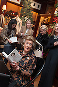 LADY PAMELA HICKS; , Book launch for ' Daughter of Empire - Life as a Mountbatten' by Lady Pamela Hicks. Ralph Lauren, 1 New Bond St. London. 12 November 2012.