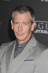 December 10, 2016 - Los Angeles, California, United States - December 10th 2016 - Los Angeles California USA - Actor BEN MENDELSOHN   at the World Premiere for ''Rogue One Star Wars'' held at the Pantages Theater, Hollywood, Los Angeles  CA (Credit Image: © Paul Fenton via ZUMA Wire)