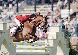 Postelmans Peter (BEL) - Elegast<br /> WEG Stockholm 1990<br /> © Dirk Caremans