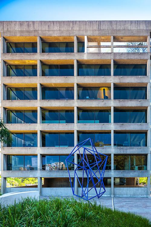 seidler offices and apartments, glen street, milsons point, sydney, australia