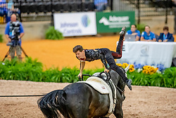 Leclezio Lambert, FRA, Poivre Vert, Lunger Athimon Francois<br /> World Equestrian Games - Tryon 2018<br /> © Hippo Foto - Stefan Lafrenz<br /> 19/09/18