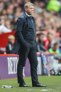 Doncaster Rovers manager Grant McCann during the EFL Sky Bet League 1 second leg Play-Off match between Charlton Athletic and Doncaster Rovers at The Valley, London, England on 17 May 2019.