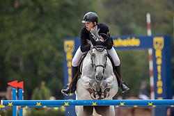 Vereecke Andres, BEL, In The Mood<br /> Belgisch Kampioenschap Jumping  <br /> Lanaken 2020<br /> © Hippo Foto - Dirk Caremans<br /> 03/09/2020