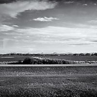 North Dakota Prairie<br />editted & converted to B&W 2/23/15