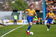 Mansfield Town v Newport County 120519