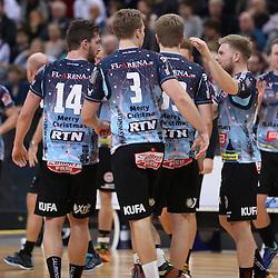 Hamburg, 26.12.16, Sport, Handball, Weltrekordspiel, 3. Liga Nord, Saison 2016/2017, Handball Sport Verein Hamburg - DHK Flensborg : Jubel / Torjubel <br /> <br /> Foto © PIX-Sportfotos *** Foto ist honorarpflichtig! *** Auf Anfrage in hoeherer Qualitaet/Aufloesung. Belegexemplar erbeten. Veroeffentlichung ausschliesslich fuer journalistisch-publizistische Zwecke. For editorial use only.