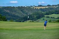WISSMANNSDORF  - Duitsland - hole 13.   Golf-Resort Bitburger Land. COPYRIGHT KOEN SUYK