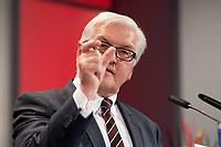 11 JAN 2011, KOELN/GERMANY:<br /> Frank-Walter Steinmeier, SPD Fraktionsvorsitzender, waehrend seiner Rede, 52. Jahrestagung dbb beamtenbund und tarifunion, Congress-Centrum Nord Koelnmesse<br /> IMAGE: 20110111-01-114<br /> KEYWORDS: Köln