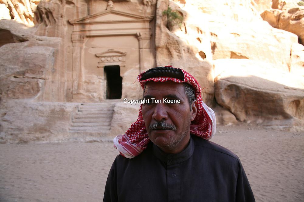 Bedouin in Jordan