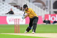 Colin Ackermann of Leicestershire during the Vitality T20 Blast North Group match between Nottinghamshire County Cricket Club and Leicestershire County Cricket Club at Trent Bridge, Nottingham, United Kingdom on 4 September 2020.