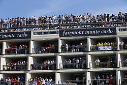 May 28, 2017 - Monte Carlo, Monaco - Motorsports: FIA Formula One World Championship 2017, Grand Prix of Monaco, .fans  (Credit Image: © Hoch Zwei via ZUMA Wire)