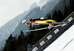 Alexey Romashov (RUS) during Ski Flying Hill Men's Team Competition at Day 3 of FIS Ski Jumping World Cup Final 2017, on March 25, 2017 in Planica, Slovenia. Photo by Vid Ponikvar / Sportida