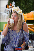 ANNABEL SIMPSON, 2004 Veuve Clicquot Gold Cup Final at Cowdray Park Polo Club, Midhurst. 20 July 2014