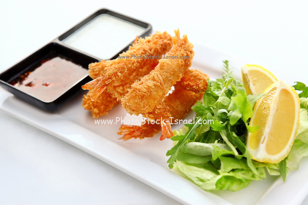 Deep fried Shrimps tempura