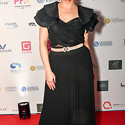 Kay Lovelle attend the BritAsiaTV Presents Kuflink Punjabi Film Awards 2019 at Grosvenor House, Park Lane, London,United Kingdom. 30 March 2019