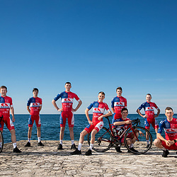 20210215: CRO, Cycling - Continental cycling team KK Adria Mobil