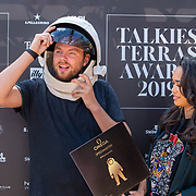 NLD/Amsterdam/20190606 - Talkies Terras Award 2019, fotograaf Jasper Suyk en Romy Monteiro