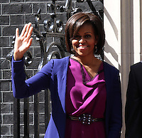 President Obama meets Prime Minister Cameron in Downing Street, London, UK, 24 May 2011:  Contact: Rich@Piqtured.com +44(0)7941 079620 (Picture by Richard Goldschmidt)