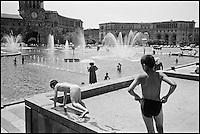 Armenie. Erevan en juillet. // Armenia. Erevan in July