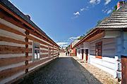 Park Etnograficzny w Sanoku - Galicyjski Rynek