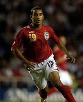 Photo: Leigh Quinnell.<br />England 'B' v Belarus. International Friendly. 25/05/2006.<br />England's Theo Walcott.