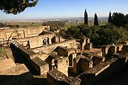 Spain, Andalusia, The ruins of Medina azahara (Al Madinah al-Zahra), near the city Cordova,