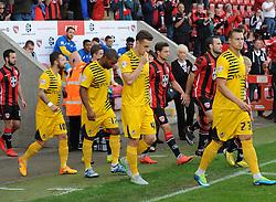- Mandatory byline: Neil Brookman/JMP - 07966 386802 - 03/10/2015 - FOOTBALL - Globe Arena - Morecambe, England - Morecambe FC v Bristol Rovers - Sky Bet League Two