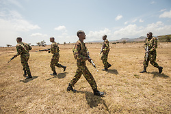 The Lewa Wildlife Conservancy serves as a refuge for endangered species and is known for its 150 well-trained and highly motivated force of security personnel, who are deployed to incidents of poaching, cattle rustling, road banditry, robbery and any occurrences affecting peace and prosperity in the area. (Photo by Ami Vitale)