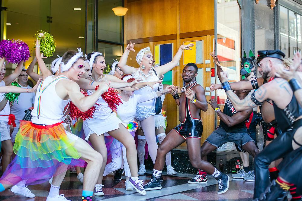 Mardi Gras Parade 2016   RECON