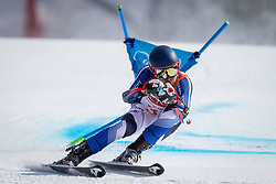 18-02-2018 KOR: Olympic Games day 9, Pyeongchang<br /> Alpine Skiing Men's Giant Slalom at Yongpyong Alpine Centre / Samu Torsti of Finland