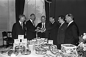 1963 - F.A. Wyatt and Co. Ltd./Peek Frean reception at the Shelbourne Hotel