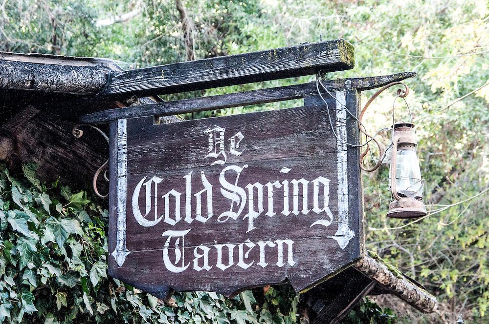 California Central Coast Cold Spring Tavern