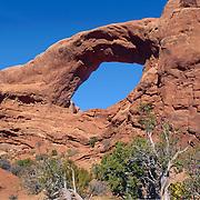 Broken Arch, Arches National Park