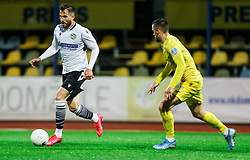 Maks Barisic of Koper during football match between NK Domzale and NK Koper in 34th Round of Prva liga Telekom Slovenije 2020/21, on May 16, 2021 in Sports park Domzale, Domzale, Slovenia. Photo by Vid Ponikvar / Sportida