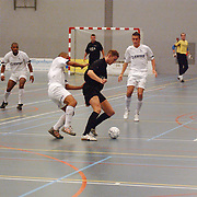 Zaalvoetbal, ZVV Hilversum - FC Marlene