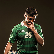 UVU Soccer team individual portraits day one on the campus of Utah Valley University in Orem, Utah Tuesday, May 27, 2014. (August Miller)