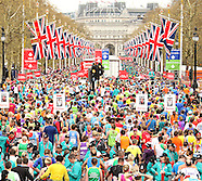 Virgin London Marathon 2016