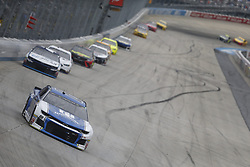 May 6, 2018 - Dover, Delaware, United States of America - Alex Bowman (88) battles for position during the AAA 400 Drive for Autism at Dover International Speedway in Dover, Delaware. (Credit Image: © Justin R. Noe Asp Inc/ASP via ZUMA Wire)