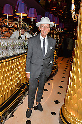 STEPHEN JONES at a party to celebrate Pam Hogg receiving an honorary Doctorate from Glasgow University held at Park Chinois, 17 Berkeley Street, London on 11th July 2016.