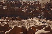 SHOT 5/22/17 9:04:20 AM - Emery County is a county located in the U.S. state of Utah. As of the 2010 census, the population of the entire county was about 11,000. Includes images of mountain biking, agriculture, geography and Goblin Valley State Park. (Photo by Marc Piscotty / © 2017)