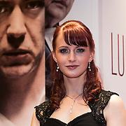 NLD/Amsterdam//20140330 - Filmpremiere Lucia de B. , Sallie Harmsen