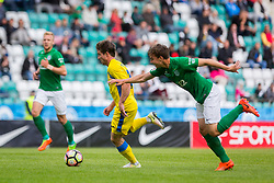 Jure Matjasic of NK Domzale uring 2nd leg match of 1st Round Qualifications for European League between FC Flora and NK Domzale, on July 7, 2017 on Le Coq Arena, Tallinn, Estonia. Photo by Ziga Zupan / Sportida