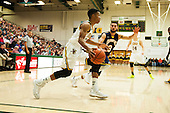 Quinnipiac vs. Vermont Men's Basketball 11/18/15