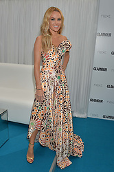 AMANDA HOLDEN at the Glamour Women of The Year Awards held in Berkeley Square, London on 2nd June 2015.