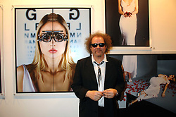 MIKE FIGGIS at the launch of 'Glenmorangie 5 Senses' an exhibition of photographs by Mike Figgis held at Proud Camden, Stables Market, London NW1 on 13th May 2008.<br /><br />NON EXCLUSIVE - WORLD RIGHTS