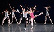 GASTON DE CARDENAS / EL NUEVO HERALD -- MIAMI, FL -- 1/28/2009 -- The Miami City Ballet performs Symphony in Three Movement at the Arsht Center in Miami accompanied by the Cleveland Orcherstra.