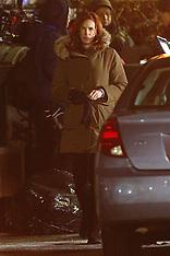 Julia Roberts spotted on set - 21 Jan 2018